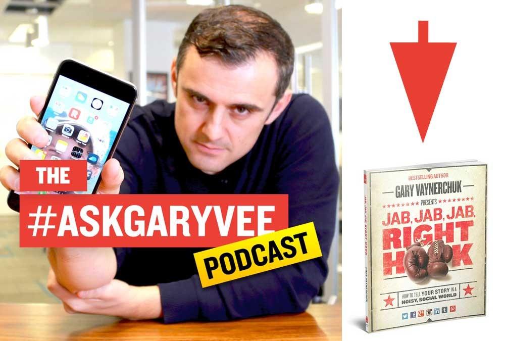 Advarsel: Gary Vaynerchuk bander som en havnearbejder