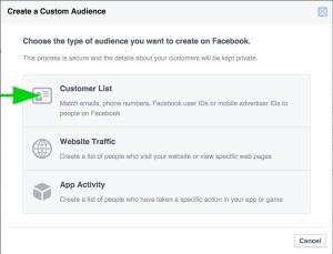 create-custom-audience